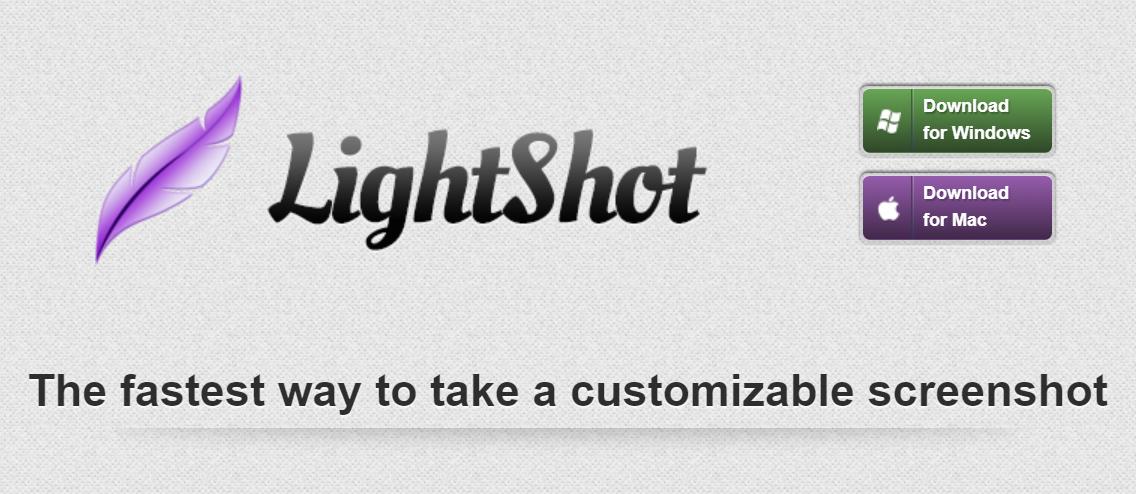 LightShot Aplikasi Screenshot terbaik PC