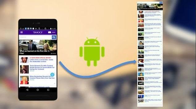 Longshot screenshot terbaik untuk android