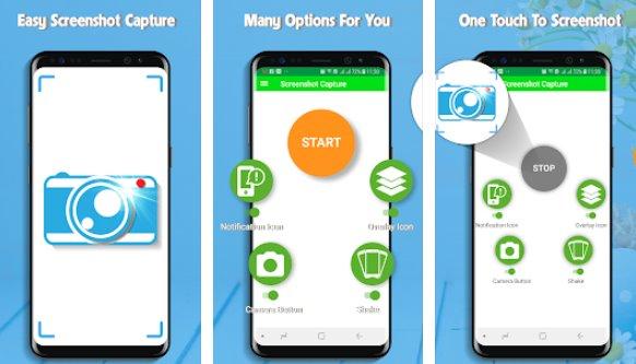 Aplikasi screenshot terbaik untuk android