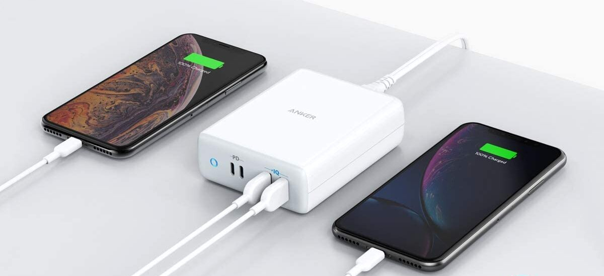 Anker charger semua device