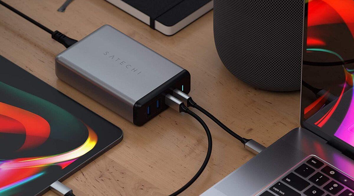 Satechi charger semua smartphone