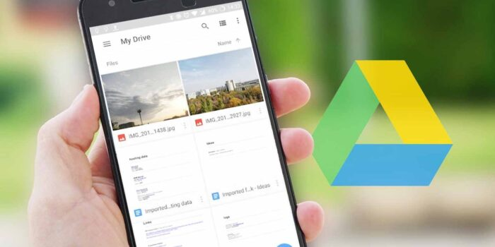 Memanfatkan Google Drive